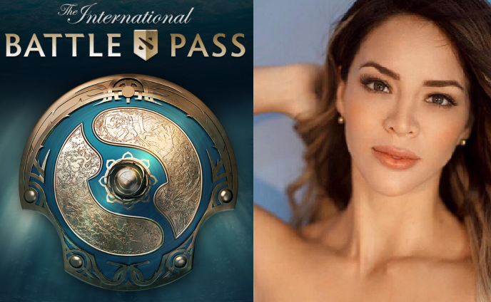 Sheyla Rojas Battle Pass 2019