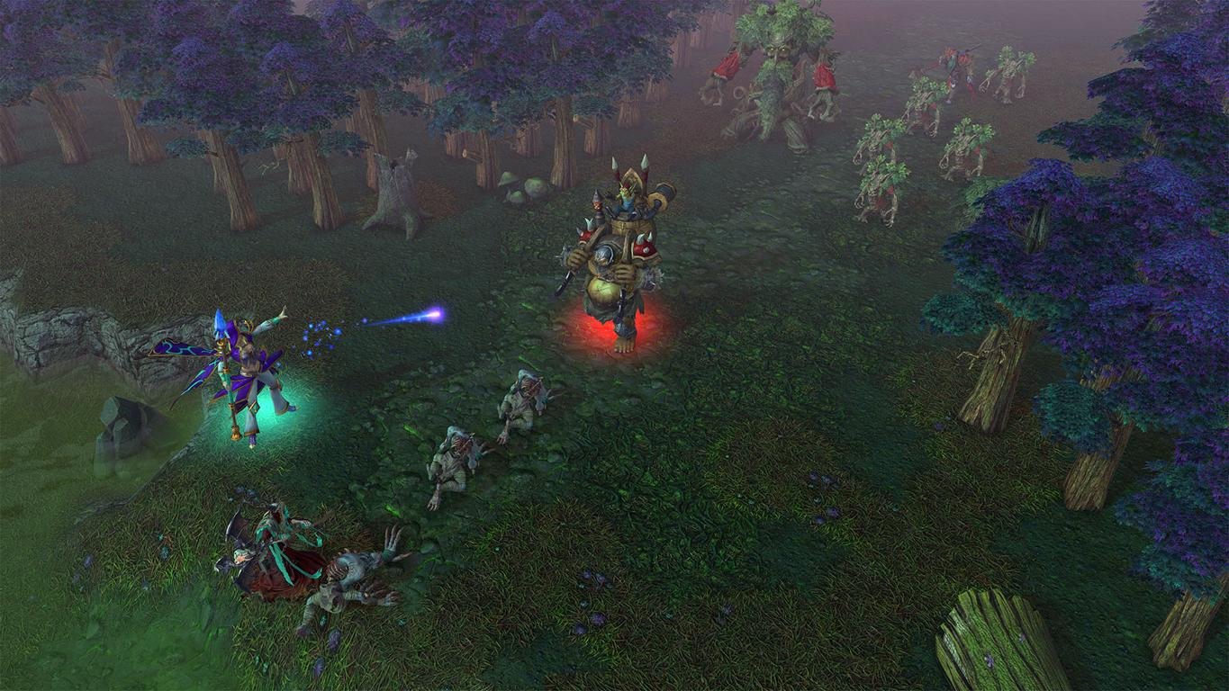 Dota Warcraft III Reforged