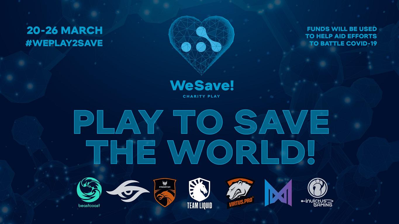 WePlay Wesave